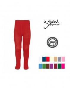 Leotardo rojo canale Ysabel...