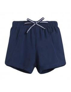Pantalón corto básico niña...