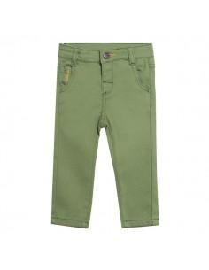 Pantalón color verde